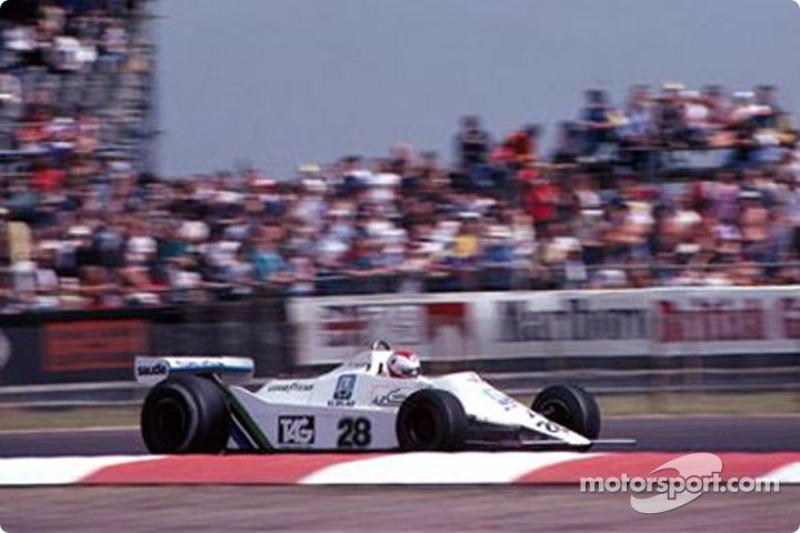 1979: Clay Ragazzoni, Williams FW07