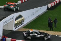 Quarter final: Daniel Sordo and Sébastien Loeb