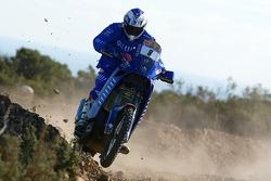 Team Rally Gauloises KTM: David Casteu