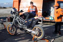 Team Rally Repsol KTM: Marc Coma and Jordi Arcarons