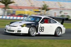 #88 Farnbacher Loles Motorsports Porsche GT3 Cup: Dino Loles, Justin Jackson, Tom Pank, Hugh Plumb, Craig Stanton