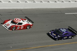 #02 Target Chip Ganassi with Felix Sabates Lexus Riley: Scott Dixon, Dan Wheldon, #51 Cheever Racing Porsche Fabcar: Mike Newton, Tommy Erdos, Harrison Brix