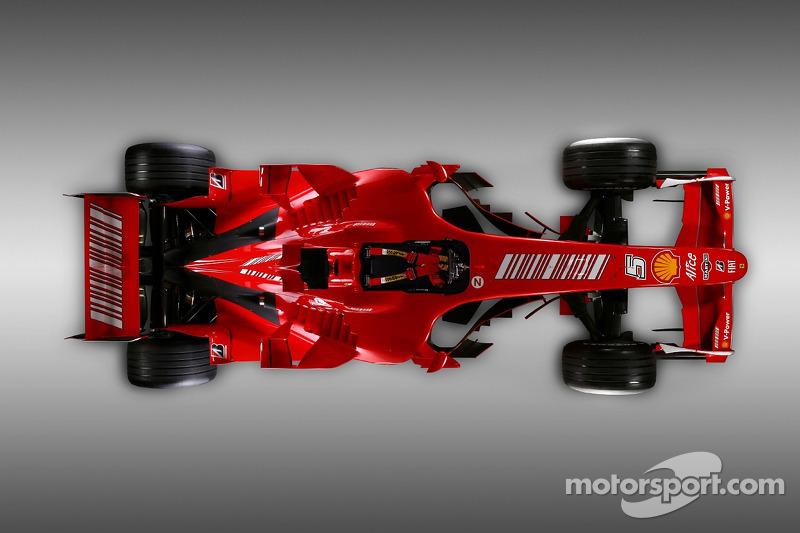 El Ferrari F2007