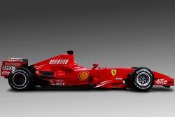 El nuevo Ferrari F2007