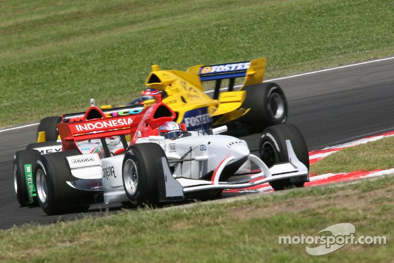 Bruce McLaren Motorsport Park