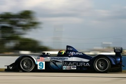 #9 Highcroft Racing Courage LC75 Acura: David Brabham