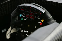 Steering wheel of Will Power