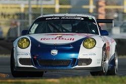 #73 Tafel Racing Porsche GT3 Cup: Lars Eric Nielsen, Dieter Quester, Brent Martini, Philipp Peter