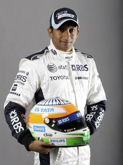 Narain Karthikeyan, Williams F1 Team