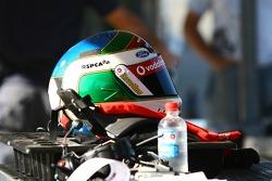 Craig Lowndes helmet