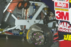 Detail of the GMAC Chevy