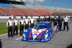 #7 SAMAX Pontiac Riley: Roger Yasukawa, Tomas Enge, Chris Festa, Christian Montanari, Kris Szekeres