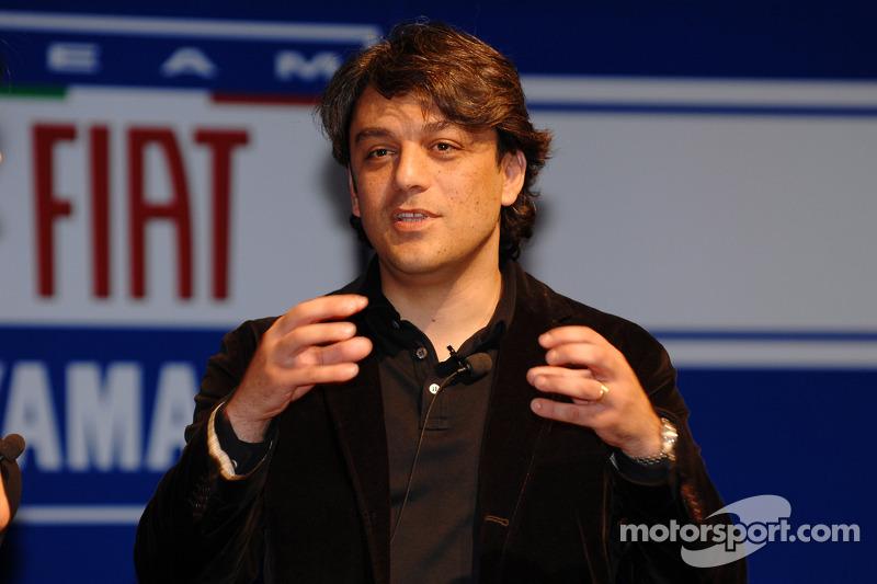 Luca de Meo, PDG de Fiat Automobile