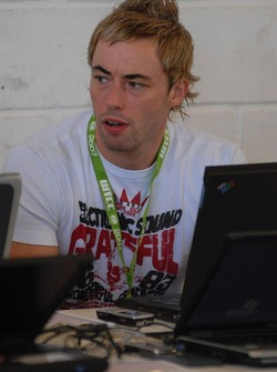 Emmet O'Brien, GR Asia, SEAT Leon
