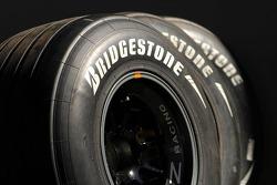 A Bridgestone Tyre