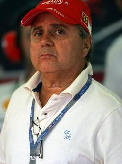 Luis Antonio Massa, Father of Felipe Massa