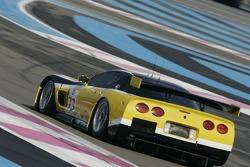 #73 Luc Alphand Aventures Corvette C5-R: Jean-Luc Blanchemain, Patrice Goueslard