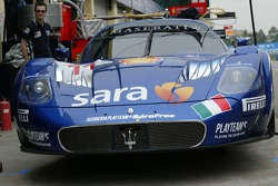 Scuderia Playteam Sarafree Maserati MC 12 GT1