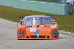 #12 RVO Motorsports Pontiac Riley: Roger Schramm, Bill Lester