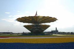 Aspectos del Circuito internacional de Sepang