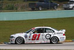 #91 Automatic Racing BMW M3: Tim George Jr., Peter Argetsinger