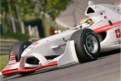 A1 Team Switzerland Lola A1GP of Sebastien Buemi