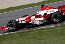 Anthony Davidson, Super Aguri F1 Team