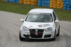 #113 GSM Motorsports Volkswagen GTI: Andrew Lewis, Evan Darling