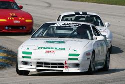 #99 Green Flag Consulting Mazda RX7