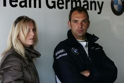 Jorg Muller, BMW Team Germany, BMW 320si WTCC
