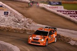 Хеннинг Сольберг и Като Менкеруд, Stobart M-Sport Ford Rally Team, Ford Focus WRC