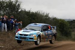 Gabriel Pozzo and Mario Stillo, Mitsubishi Lancer Evolution IX