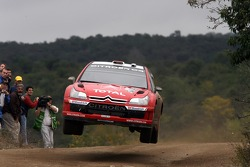 Daniel Sordo and Marc Marti, Citroen Total WRT, Citroen C4 WRC