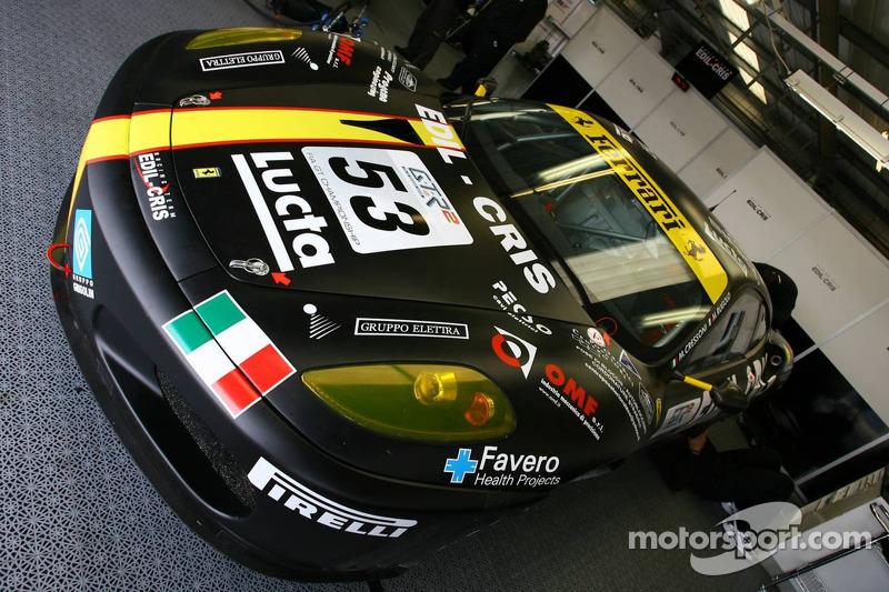 Racing Team Edil Cris Ferrari 430 GT2