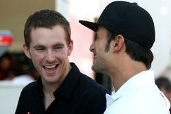 Scott Speed, Scuderia Toro Rosso and Vitantonio Liuzzi, Scuderia Toro Rosso
