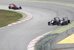 Antonio Fuoco, Carlin, und Jimmy Eriksson, Koiranen GP