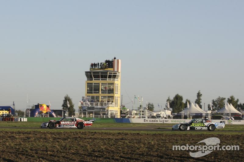 Матіас Россі, Donto Racing Chevrolet та Еміліано Спатару, UR Racing Dodge