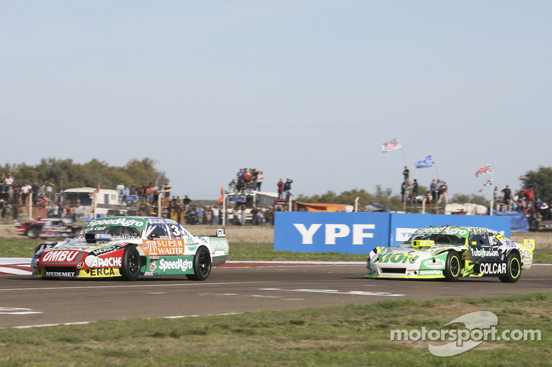 Facundo Ardusso, Trotta Competicion, Dodge, und Agustin Canapino, Jet Racing, Chevrolet