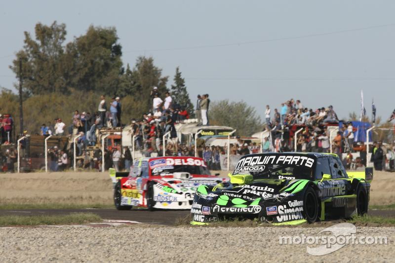 Мауро Галломбардо, Maquin Parts Racing Ford та Хуан Пабло Джанніні, JPG Racing Ford
