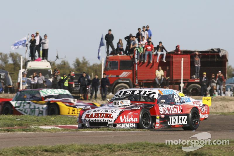 Pedro Gentile, JP Racing Chevrolet and Nicolas Bonelli, Bonelli Competicion Ford