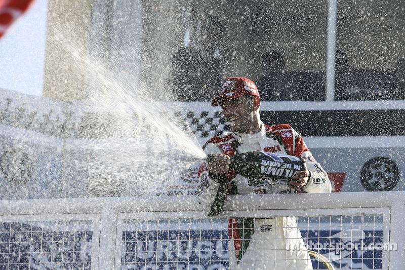 Race winner Facundo Ardusso, Trotta Competicion Dodge