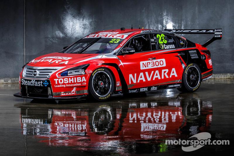 Майкл Карузо, Nissan Motorsports ліврея