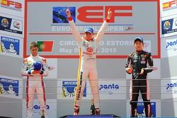Подиум: Константин Терещенко, Campos, победитель
