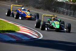 Australische Formel 3, Rennaction in Adelaide