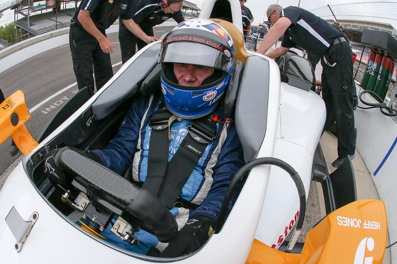 #4 Buddy Lazier (Lazier-Chevrolet)