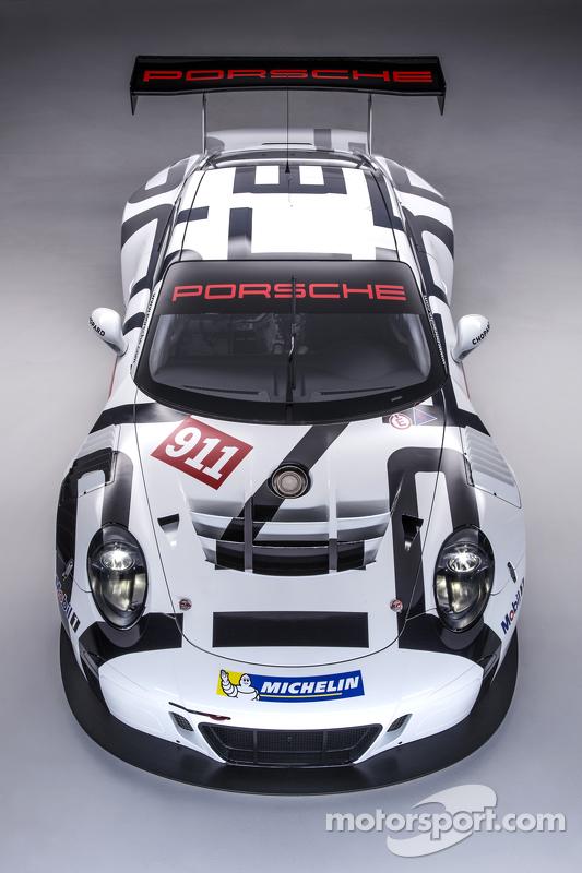 La nouvelle Porsche 911 GT3 R