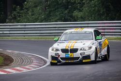 #313 BMW M235i Racing: Martin Kaemena, Andreas Ott