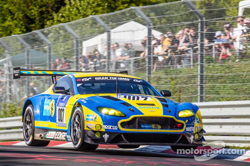 #7 Aston Martin Racing Aston Martin Vantage GT3: Стефан Мюке, Даррен Тернер, Педро Ламі, Річі Стенев