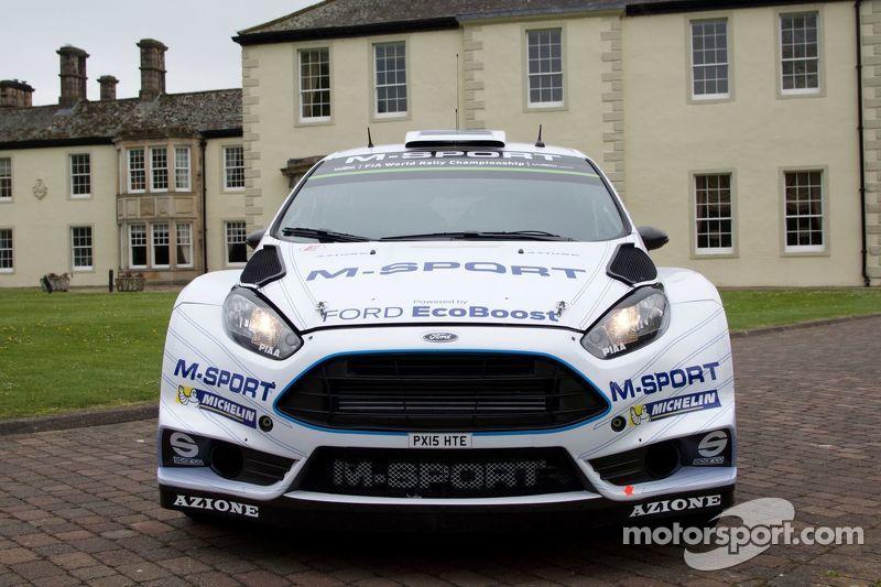 Der neue Ford Fiesta RS WRC