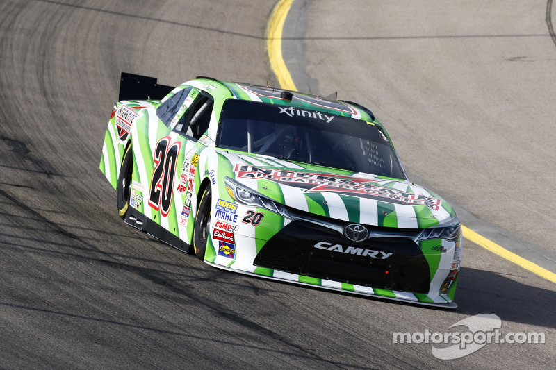 Drew Herring, Joe Gibbs Racing, Toyota